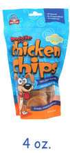 Doggie Chicken Chips 4 oz bag