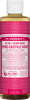 Dr Bronner's 18-in-1 Hemp Rose Pure-Castile Soap - 237ml