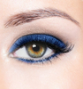 Eye Of Horus Goddess Pencil - Lazuli Blue