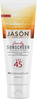 Jason Family Natural Sunscreen SPF 45