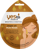 Yes To Argan Oil Mud Mask Single Pack - 10ml (1 x mask)