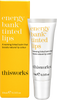 This Works Energy Bank Tinted Lips - 10ml