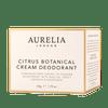 Aurelia Citrus Botanical Cream Deodorant