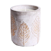 St Eval Candle Garden of Eden Fig Medium Pot Candle