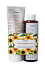 Korres Sunflower & Mountain Tea Hair Care Set