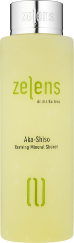 Zelens Aka-Siso Reviving Mineral Shower - 200ml