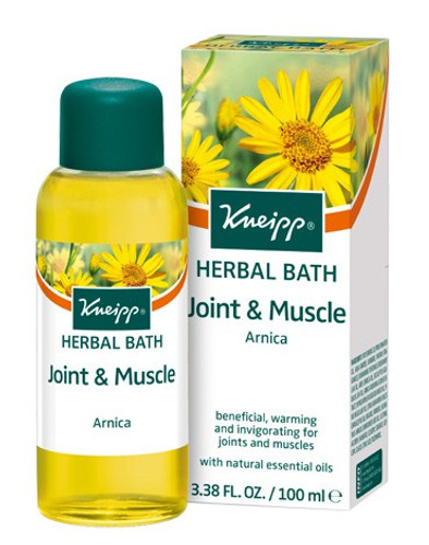 Kneipp Joint & Muscle Arnica Herbal Bath - 100ml