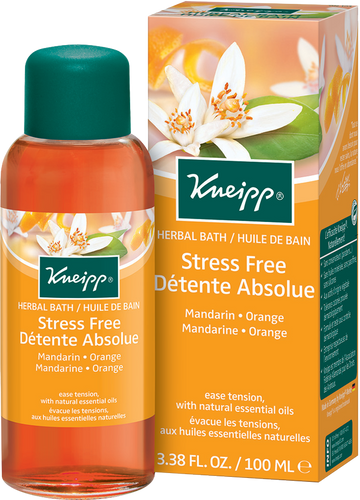 Kneipp Stress Free Mandarin Orange Herbal Bath