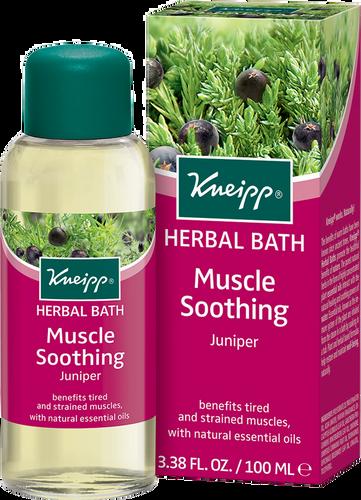 Kneipp Muscle Soothing Juniper Herbal Bath