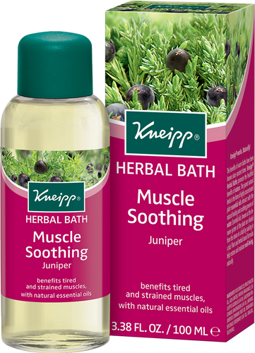 Kneipp Muscle Soothing Juniper Herbal Bath