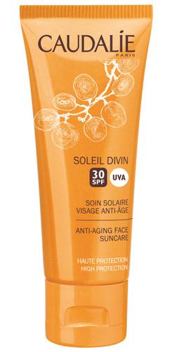 Caudalie Soleol Divin Anti-Ageing Face Suncare SPF30
