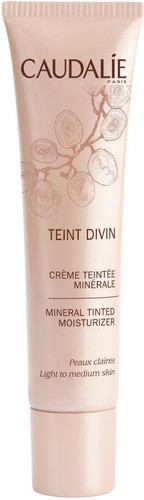 Caudalie Teint Divin Tinted Moisturizer - Light to Medium