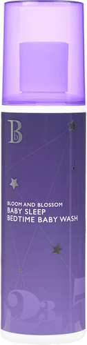 Bloom and Blossom Baby Sleep Bedtime Baby Wash