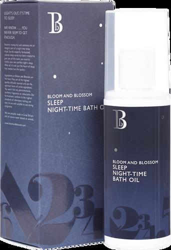 Bloom and Blossom Sleep Night Time Bath Oil