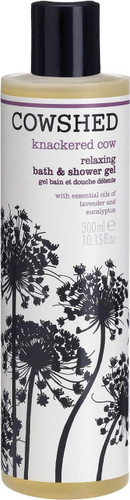 Cowshed Knackered Cow Relaxing Bath & Shower Gel
