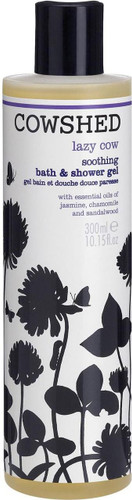 Cowshed Lazy Cow Soothing Bath & Shower Gel