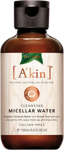 A'kin Cleansing Micellar Water - 150ml