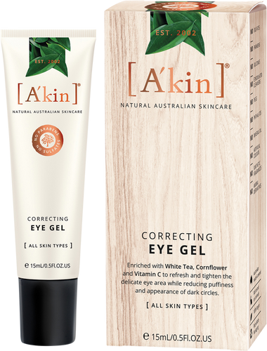 A'kin Correcting Eye Gel - 15ml