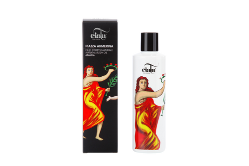 Ciatu Body Oil Piazza Armerina Orange