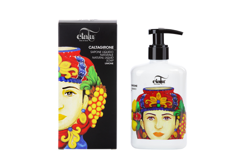 Ciatui Caltagirone Liquid Soap Lemon