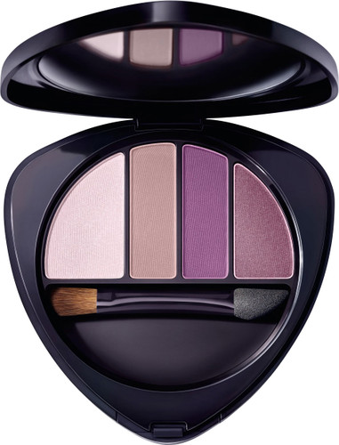 Dr. Hauschka Limited Edition Purple Light Eye Shadow Palette