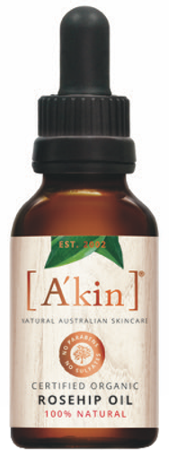 A'kin Pure Radiance Rosehip Oil - 20ml