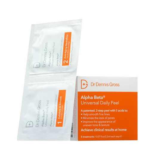 Dr Dennis Gross Alpha Beta Universal Daily Peel - 5 Treatments