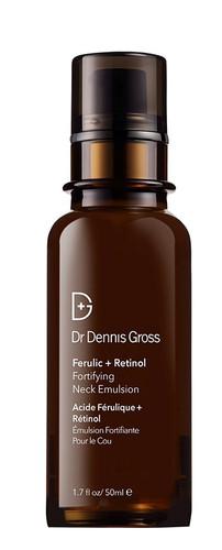 Dr Dennis Gross Ferulic + Retinol Fortifying Neck Emulsion - 50ml