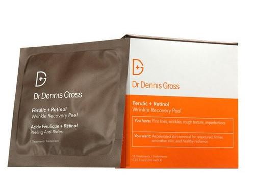 Dr Dennis Gross Ferulic+Retinol Wrinkle Recovery Peel - 16 applications
