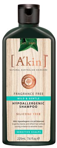 A'kin Mild & Gentle Shampoo - 225ml