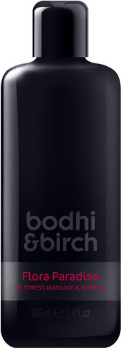 Bodhi & Birch Flora Paradiso De-Stress Massage & Body Oil