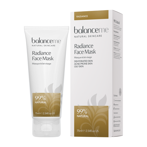 Balance Me Radiance Face Mask