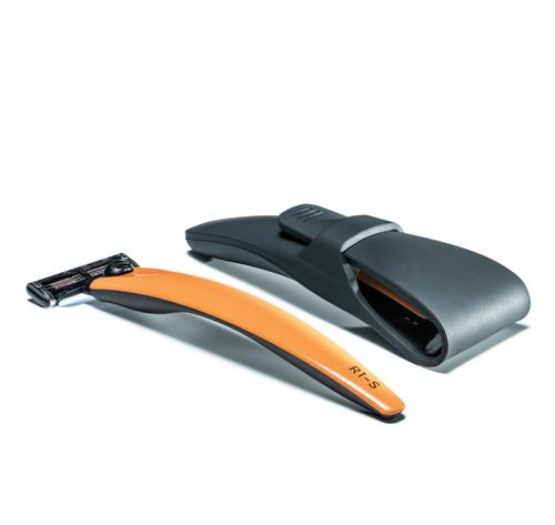 Bolin Webb Razor R1-S Signal Orange & Case