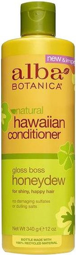 Alba Botanica Natural Hawaiian Conditioner Gloss Boss Honeydew
