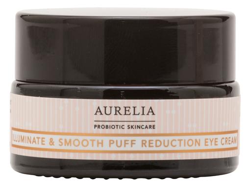 Aurelia Probiotic Skincare Illuminate and Smooth Puff Reduction Eye Cream