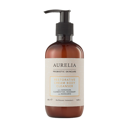 Aurelia Probiotic Skincare Restorative Cream Body Cleanser