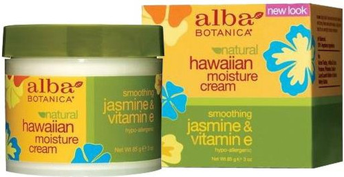 Alba Botanica Natural Hawaiian Jasmine & Vitamin E Moisture Cream