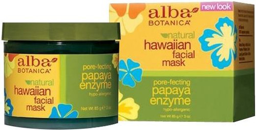 Alba Botanica Natural Hawaiian Papaya Enzyme Facial Mask