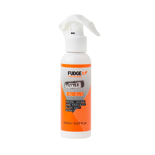 Fudge Tri-Blo Prime Shine Protect Blow Dry Spray