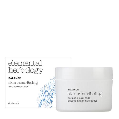 Elemental Herbology AHA Multi Acid Resurfacing Pads