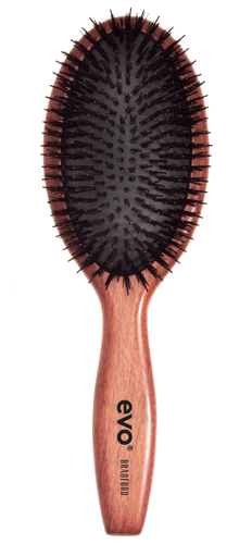 Evo Bradford Pin and Boar Bristle Dressing Brush