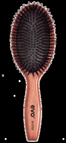 Evo Bradford Pin and Boar Bristle Dressing Brush