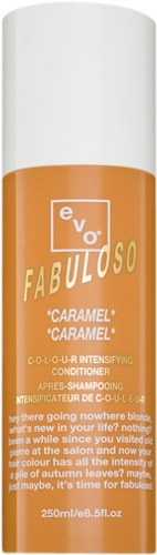 Evo Fabuloso Caramel Colour Intensifying Conditioner - 250ml