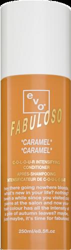 Evo Fabuloso Caramel Colour Intensifying Conditioner - 250ml