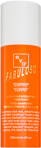 Evo Fabuloso Copper Colour Intensifying Conditioner - 250ml