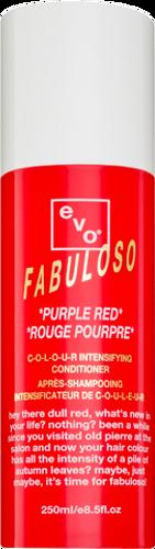 Evo Fabuloso Purple Red Colour Intensifying Conditioner - 250ml