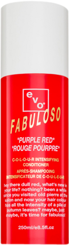 Evo Fabuloso Purple Red Colour Intensifying Conditioner - 250ml