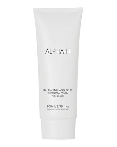 Alpha H Balancing and Pore Refining Mask