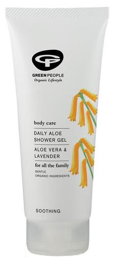 Green People Daily Aloe Shower Gel - 200ml