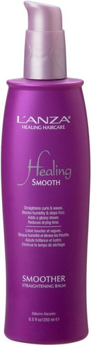 L'Anza Healing Smooth Smoother Straightening Balm - 250ml